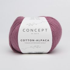 Cotton-Alpaca - Katia