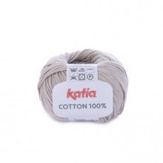 Cotton 100% 12 beige - Katia