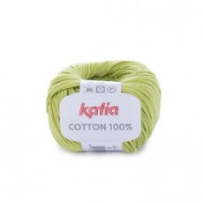 Cotton 100% 20 pistache - Katia