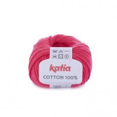 Cotton 100% 31 koraal - Katia