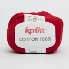 Cotton 100% 4 rood - Katia