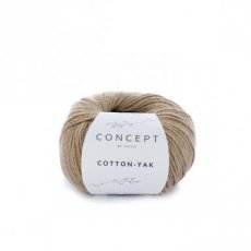 Cotton Yak 101 camel -  Katia